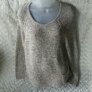 EUC Eileen Fisher neutral sweater